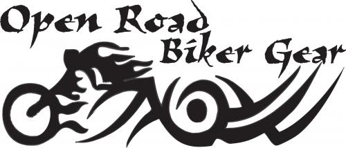 Logo for Open Road Biker Gear'