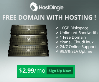 hosting with free domain