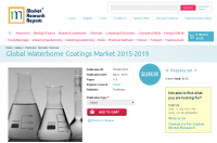 Global Waterborne Industrial Coatings Market 2015 - 2019