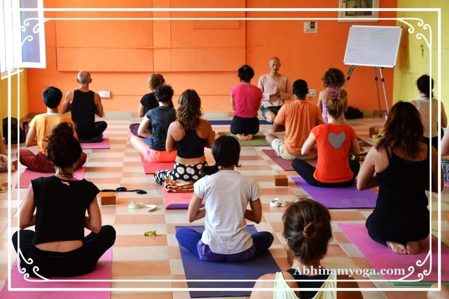 Yoga TTC Courses in Dharamsala