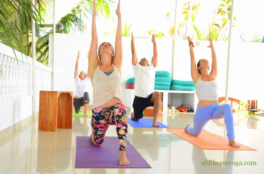 Yoga TTC in Patnem