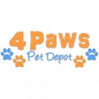 4PawsPetsDepot.com Logo