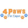 Company Logo For 4PawsPetsDepot.com'