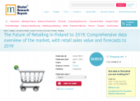 The Future of Retailing in Finland to 2019