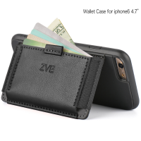 An iPhone6 Leather Case That Can Also Be Used For Carrying C