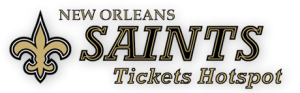 Saints Tickets Hotspot Logo