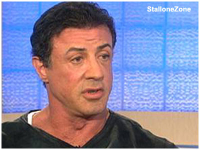 Stallone on HGH'