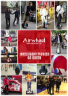 Let Go of Phone and Ride Airwheel Electric Unicycle'