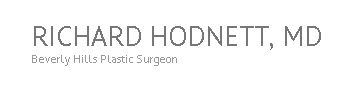 Richard Hodnett, MD INC. Logo