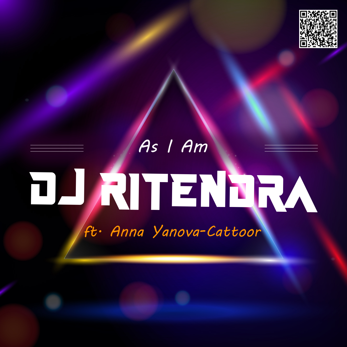 As I Am - DJ Ritendra & Anna Yanova-Cattoor