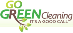 Logo for Gogreenofficecleaning'