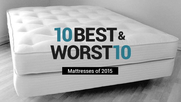10 Best Mattresses of 2015 Announced by Best Mattress Brand