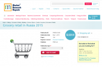 Grocery retail in Russia 2015