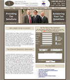 A+ BBB Rated Tax Attorney - Solve IRS Tax Problems.'