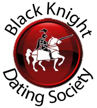 Black Knight Dating Society Logo