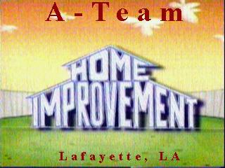 A-Team Home Improvements, LLC'