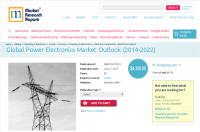 Global Power Electronics Market Outlook (2014-2022)