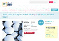 Global Topotecan Hydrochloride Industry 2015