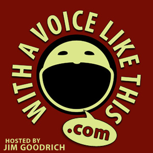Logo for With A Voice Like This'