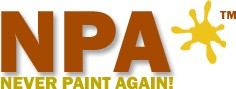 Logo for NPA exterior wall coatings'