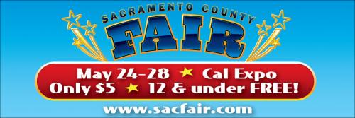 Sacramento County Fair'