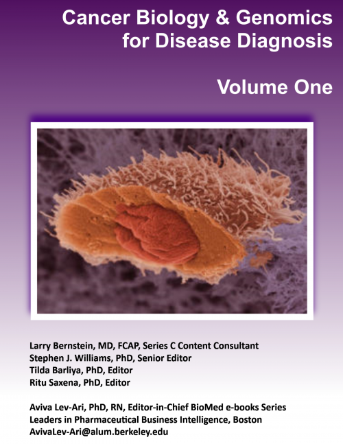 Cancer Series C Volume One'