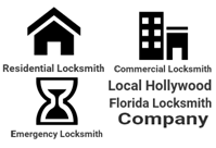 Locksmith Hollywood FL Logo