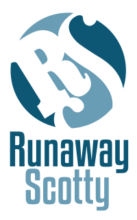 Runaway Scotty Logo