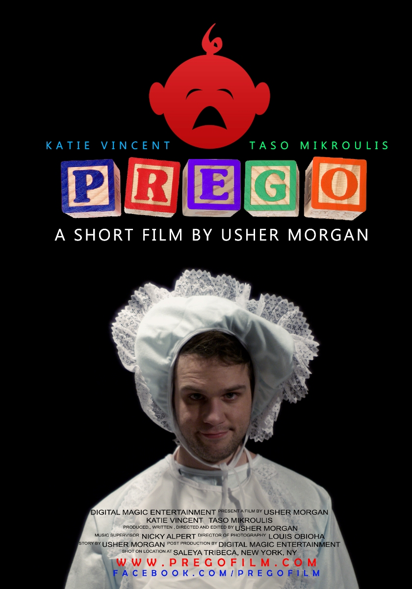 Official Prego Poster