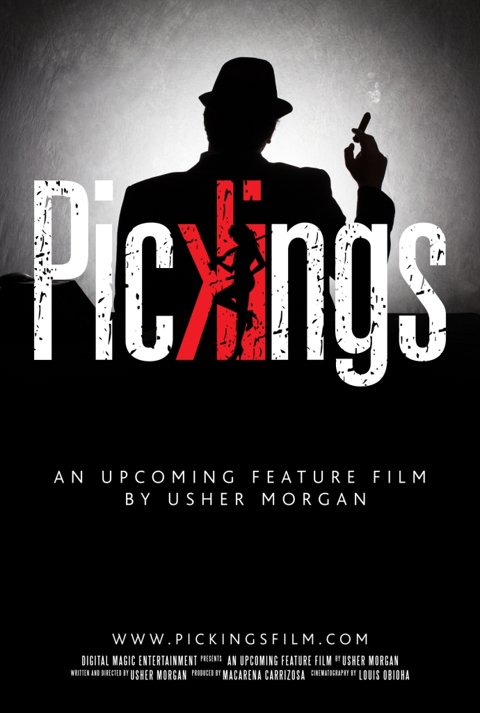 Official Pickings Poster