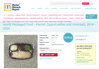 World Packaged Food - Market Opportunities and Forecasts