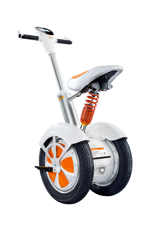 FOSJOAS K3 Sitting-Posture two wheel Electric scooter and Bi'