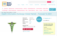 Health Information Exchange Global Market - Forecast To 2021