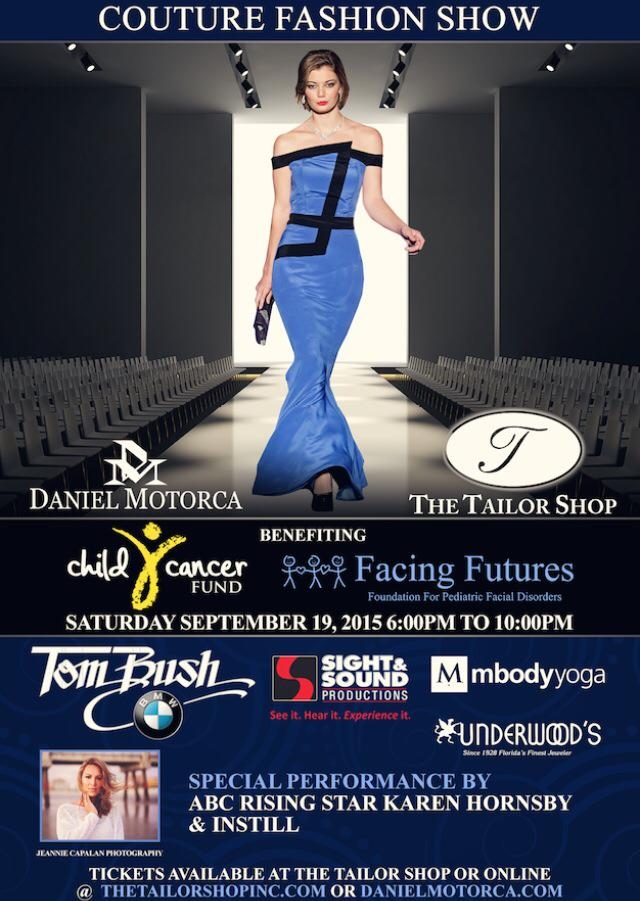 Daniel Motorca Couture Fashion Show