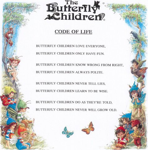 Butterfly Children