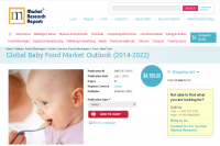 Global Baby Food Market Outlook (2014-2022)