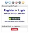 UZAP Register Login'