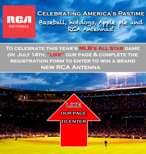 RCA Celebrates with you'