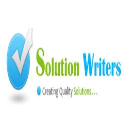 Solution Writer'