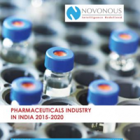 Pharmaceuticals Industry in India 2015 - 2020