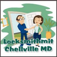 Locksmith Mitchellville Logo