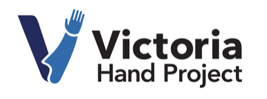 Victoria Hand Project Logo