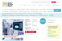 Medical Devices Manufacturing Industry in India 2015 - 2020