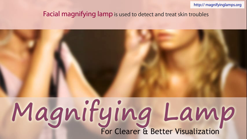 Professional Magnifying Lamp'