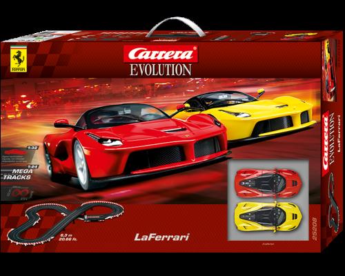 25208 Carrera  Evolution LaFerrari'