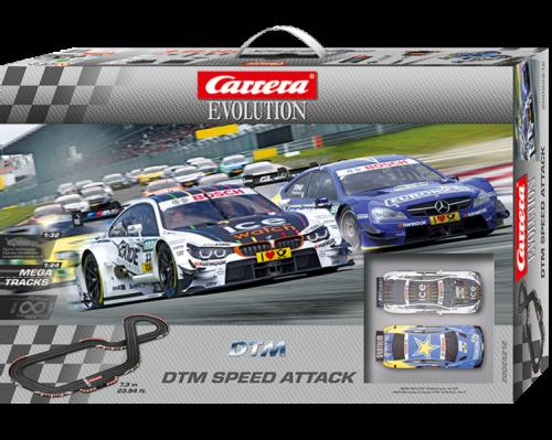 25212 Carrera Evolution Speed Attack'