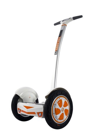 FOSJOAS Self-balancing Electric Scooter V9 Shines for the Li'
