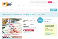 Pharmaceuticals Retailing Industry in India 2015 - 2020