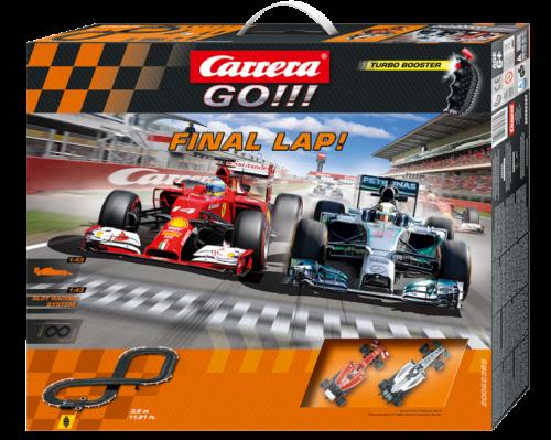 62365 Carrera GO!!! Final Lap'