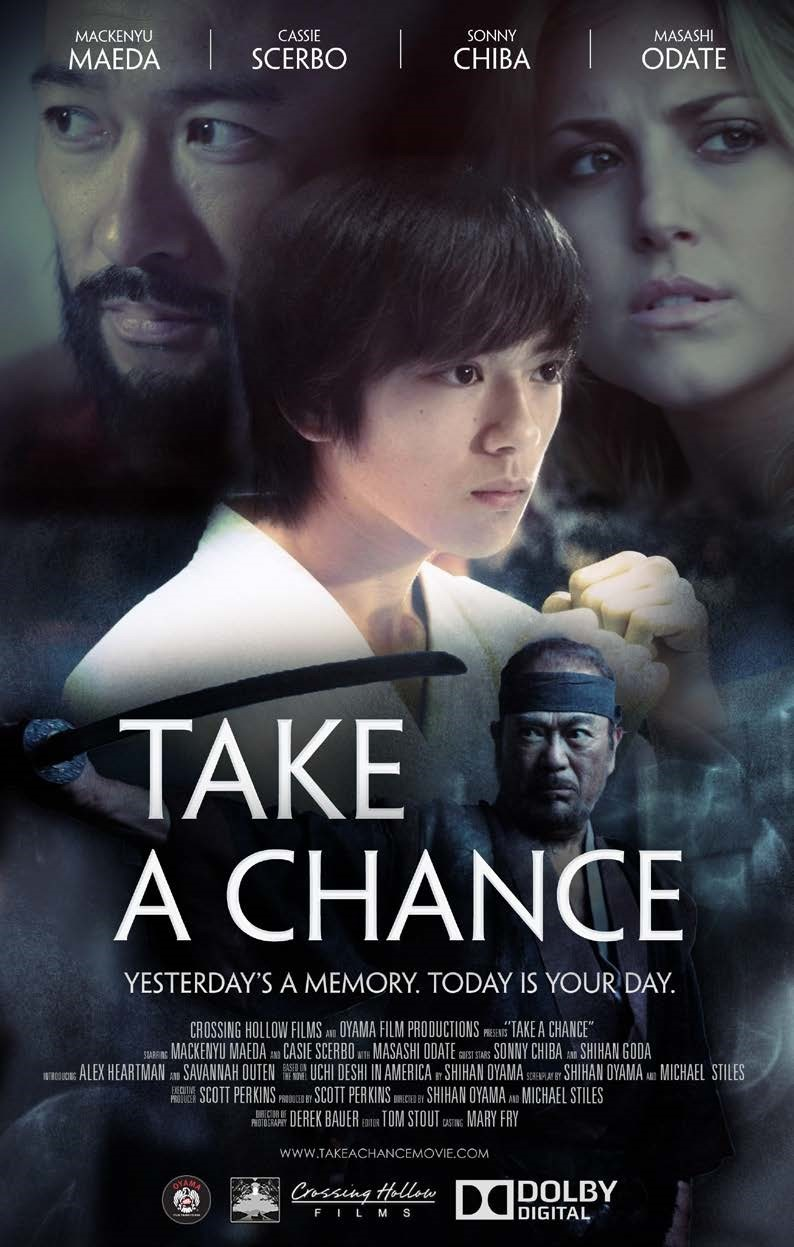 Take A Chance Movie 2015
